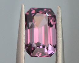 Top Color 1.10 ct Pink Color Spinel Untreated/Unheated~Burma
