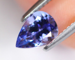 1.12cts Natural Violet Blue D Block Tanzanite / DD87