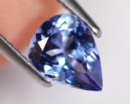 1.17cts Natural Violet Blue D Block Tanzanite / DD88