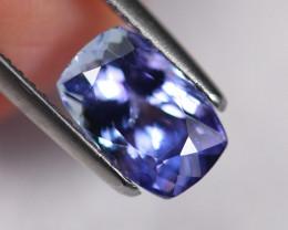 2.10cts Natural Violet Blue D Block Tanzanite / DD93