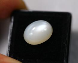 7.88ct White MoonStone Cabochon Lot GW3750