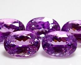 45.40 Cts Unheated ~ Museum Grade Purple Pink Kunzite Gemstone Lot
