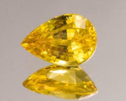 GIA Sapphire 7 x 5 mm 0.91 ct  Sri Lanka GPC Lab