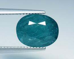 "5.75 ct "" Rare Gemstone "" Oval Cut Natural Grandidierite"