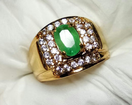 Natural Top Emerald Beryl*