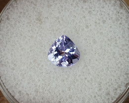 0,92ct Tanzanite - good colour!