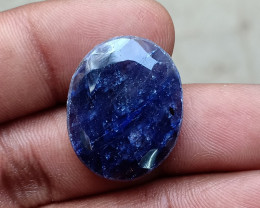 BLUE SAPPHIRE BIG NATURAL GEMSTONE Treated VA5325