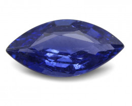 2.04 ct Blue Sapphire IGI Certified Sri Lankan-$1 No Reserve Auction