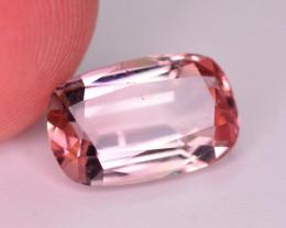 Brilliant Color 2.70 Ct Natural Pink Tourmaline. AT1