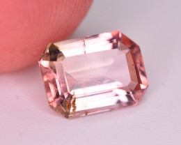 Gorgeous Color 1.45 Ct Natural Pink Tourmaline. AT1