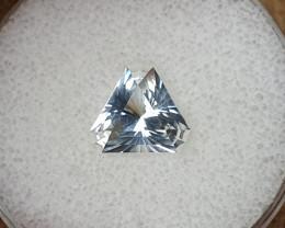 3,60ct White Topaz - Master cut!
