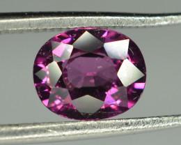 1.40 Cts Rare Natural  Grape Garnet / Purple Garnet From Mozambique