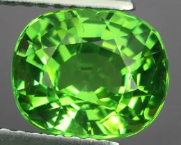 2.70 CTS~NATURAL EARTH MINED RARE HUGE GREEN TSAVORITE GARNET NR!!