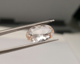 Natural Pink Morganite 3.00 Cts *