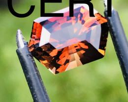 8.07 ct CERT- TOPAZ/100% Natural from BRASIL