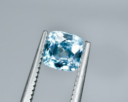 1.06 Crt Natural Zircon Faceted Gemstone.( AG 45)