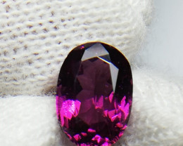 1.40 Carat Grape Garnet / purplish / Pink Garnet from Tanzania