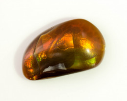 Fire Agate 1.90 ct USA GPC Lab