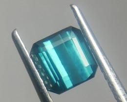 1.25 carat Afghanistan Indicolite Tourmaline