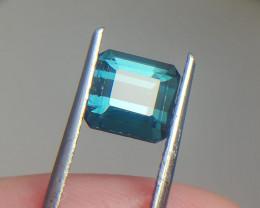 1.75 carat Afghanistan Indicolite Tourmaline
