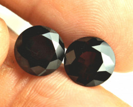 9.92 Tcw. Matched African Garnets - Gorgeous