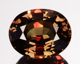 ~LOVELY~ 0.90 Cts Natural Color Change Garnet Oval Cut Tanzania