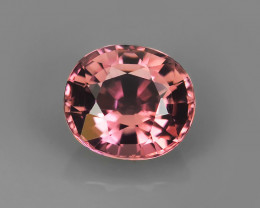 .77CT RICH PURPLISH-PINK AFHAN TOURMALINE