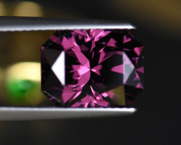 CERTIFIED 6.10CT Master Cut PURPLE COLOR 100% Natural SPINEL