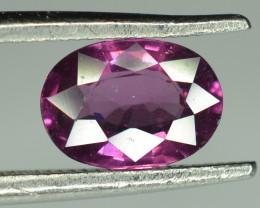 1.25 Cts Rare Natural  Grape Garnet / Purple Garnet From Mozambique