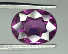 2.50 Cts Rare Natural  Purple Garnet / Grape Garnet From Mozambique