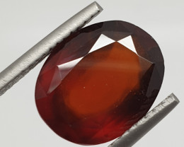 8.24 ct Hessonite Garnet 13.7x11mm ( SKU 23)
