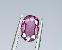 1.60 Crt Natural Rhodolite Garnet Faceted Gemstone.( AG 46)