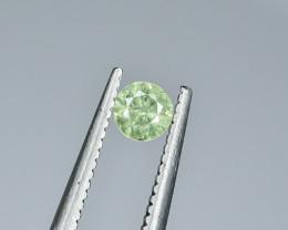 0.22 Crt Natural Demantiod Faceted Gemstone.( AG 46)