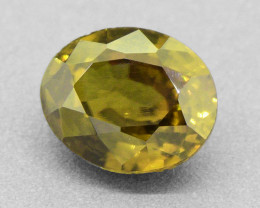 N/R Natural TOURMALINE 1.65ct (01411)