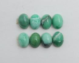 Tiny Oval Turquoise ,Handmade Gemstone ,Turquoise Cabochons ,Lucky Stone C5