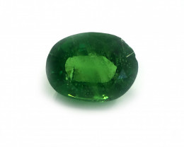 Natural Unheated Garnet Tsavorite|Loose Gemstone|New| Sri Lanka