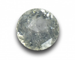 Natural Unheated White Sapphire|Loose Gemstone|New| Sri Lanka