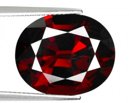 21.36 CT PURE RED SPESSARTITE GARNET WITH TOP LUSTER ST3
