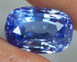 2.77 CT MASTER CUT !UNHEATED NATURAL BLUE SAPPHIRE