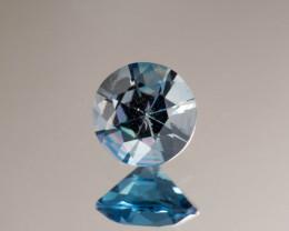 Blue Aquamarine 0.42 ct Brazil GPC Lab