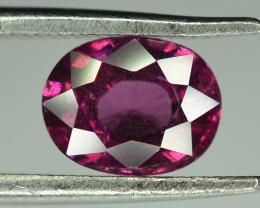 1.50 Cts Rare Natural  Purple Garnet / Grape Garnet From Mozambique