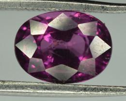 2.30 Cts Rare Natural  Purple Garnet / Grape Garnet From Mozambique
