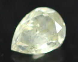 0.28Ct Natural Green Fancy Diamond E2605