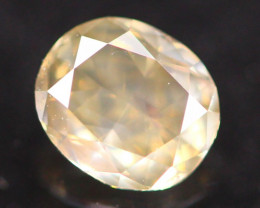 0.41Ct Natural Brown Fancy Diamond E2611