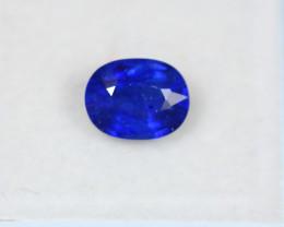 2.59ct Blue Sapphire Oval Cut Lot V4202