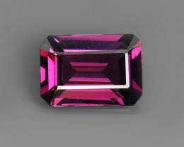 2.51CT INTENSE ELECTRIC PURPLE COLOR GRAPE GARNET