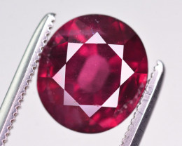 Rare 3.95 Ct Natural Grape Garnet From Mozambique