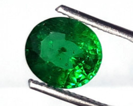 2.70 carat untreated Afghanistan Emerald - Rich Green AD04
