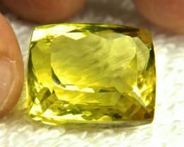 28.17 Carat African VVS Lemon Quartz - Gorgeous