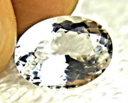 8.46 Carat White Beryl / Goshenite - Gorgeous